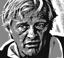 RUTGER HAUER TWO by OTIS PORRITT