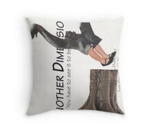 ' Another Dimension ' Throw Pillow