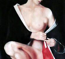 Memory of Geisha by Hidemi Tada