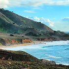 Pacific Coast Highway 1 by GreenSaint
