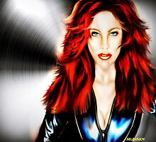 Dark Widow by loflor73