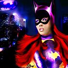 Bat Girl by loflor73