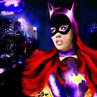 Bat Girl by loflor73