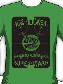 ice hockey superStars by rogers bros T-Shirt