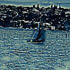 Sailing~~~ by Kornrawiee