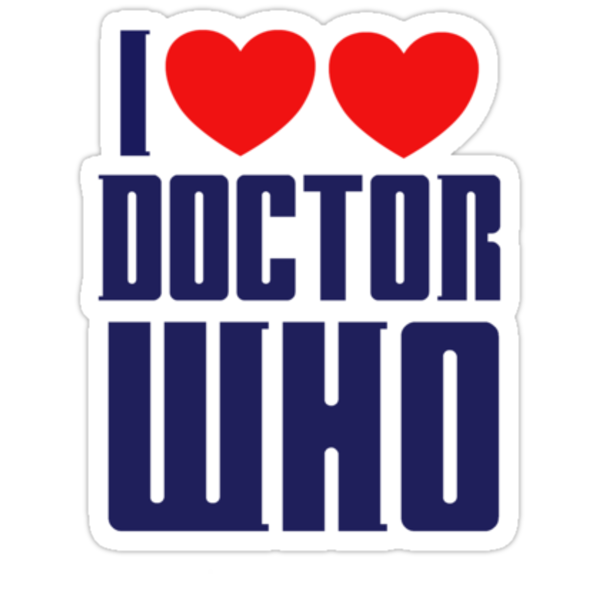 I Heart Heart Doctor Who by Fanton