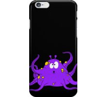 Squidypus #1 iPhone Case/Skin