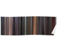 Moviebarcode: Star Wars: Prequel Trilogy (1999-2005) Poster