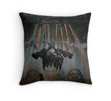 Danzig live in Plastic Throw Pillow