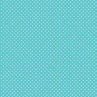 TIFFANY BLUE - POLK.A.DOT by MadNic