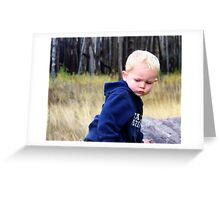 Andrew 2 Greeting Card