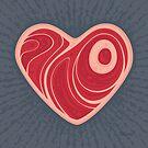 Meat Heart by fizzgig