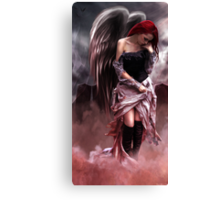 Angelic Memories Canvas Print