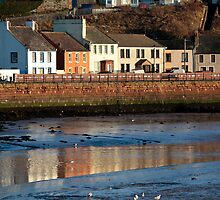 Maryport Harbour, Cumbria by Jan Fialkowski