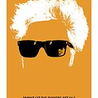 Jim Jarmusch Hair by 1974design