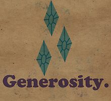Worn Generosity by Slench