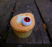 EYE LOVE CUPCAKES by Barbara Morrison