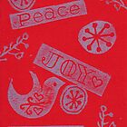 Amity Slockee&#x27;s &#x27;Peace and Joy&#x27; by Art 4 ME