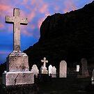 Stanley Cemetery, Tasmania by Matt Bottos