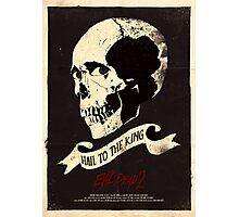 Evil Dead 2 (1987) Custom Poster Variant Photographic Print