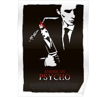 American Psycho (2000) Custom Poster Poster
