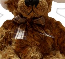 Happy Bear-mess! Sticker