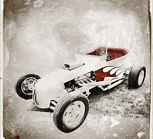"""Old Skool Hot Rod"" by Don Bailey"