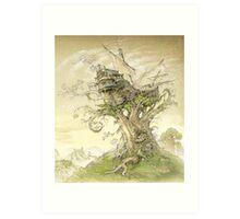 My fairy tale(3) Art Print