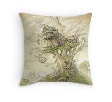 My fairy tale(3) Throw Pillow