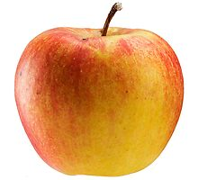 Multicoloured apple. by fotorobs