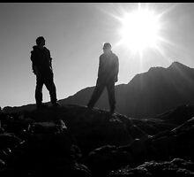 Snowdon by jason21