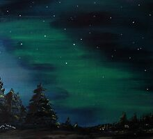 Northern Lights 2 by Jack Brauer