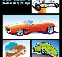 Hot Rods 2 by Bret Taylor