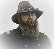 The Civil War Reenactor-1138 by Michael Byerley