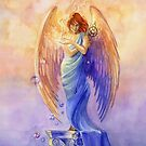 Angel of Truth and Illusion by Janet Chui