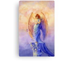 Angel of Truth and Illusion Canvas Print