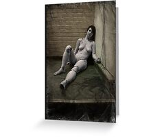 Gothic Photography Series 218 Greeting Card
