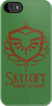 Skyloft Knight Academy by Rachael Thomas