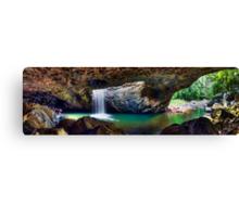 Panorama - Natural Bridge Canvas Print