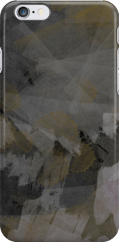 Modern Painting IV -  iPhone case by Melanie Viola