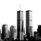 twin towers by david balber