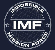 I M F 2000 Large Logo by Christopher Bunye