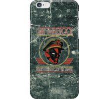 Dan Darepool: Insane Ninja-Merc of the Future (iPhone) iPhone Case/Skin