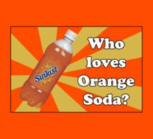 Orange Soda by Jonathan Carre