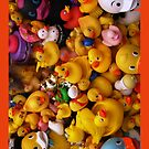 Flock Of Ducks: 01 (iPhone Case) by Sammy Nuttall
