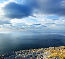 View from the Northernmost Point of Europe! by SeeOneSoul