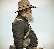 The Civil War Reenactor-1151 by Michael Byerley