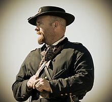 The Civil War Reenactor-1161 by Michael Byerley