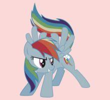 Rainbow Dash Kids Clothes