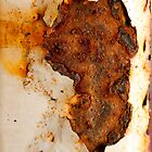 Rusty Iphone by Darren Clarke